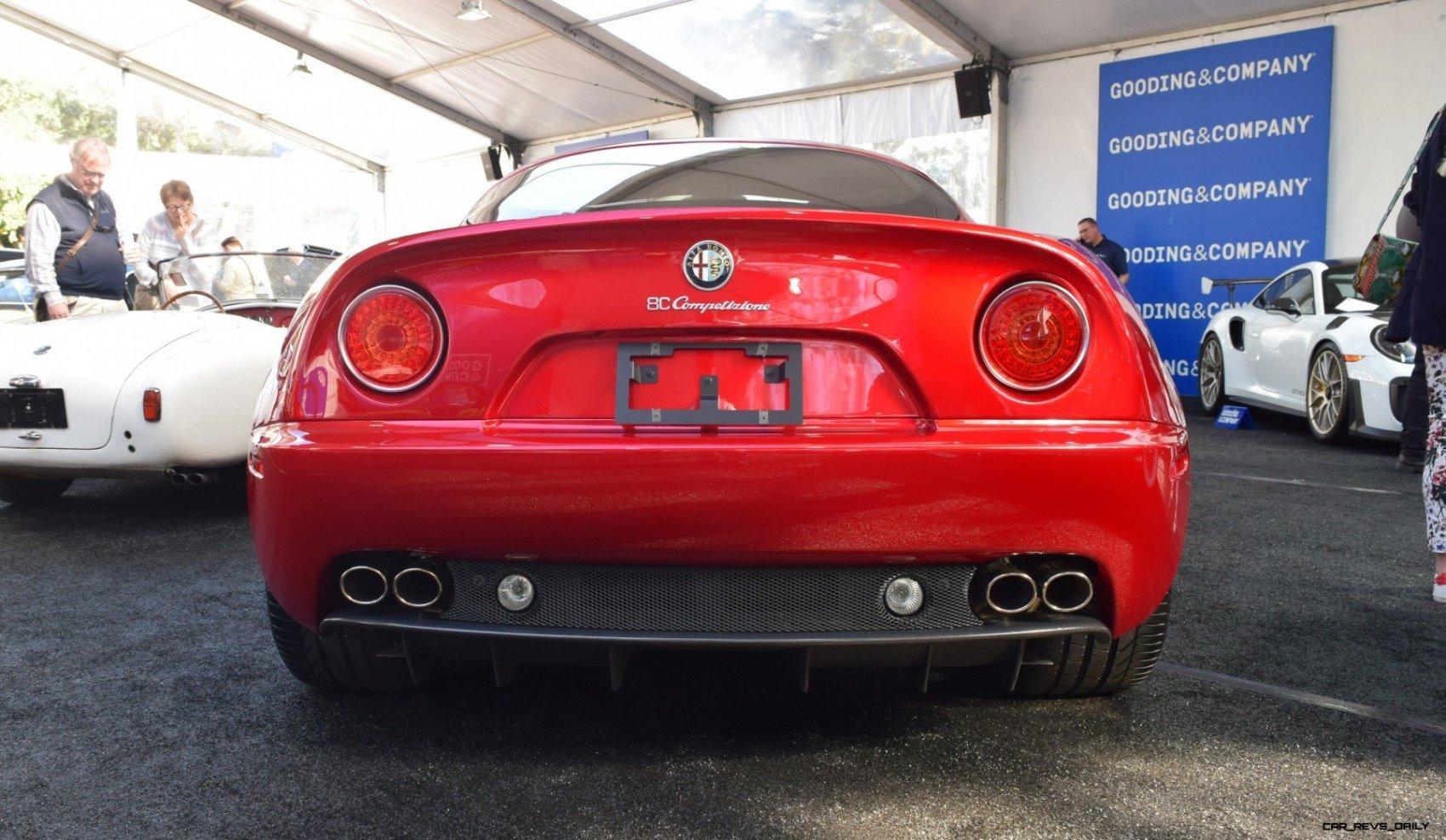 2008 Alfa Romeo 8C Competizione 13