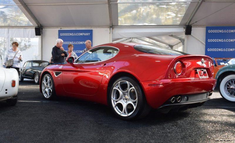 2008 Alfa Romeo 8C Competizione 15