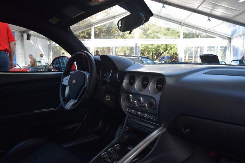 2008 Alfa Romeo 8C Competizione 21