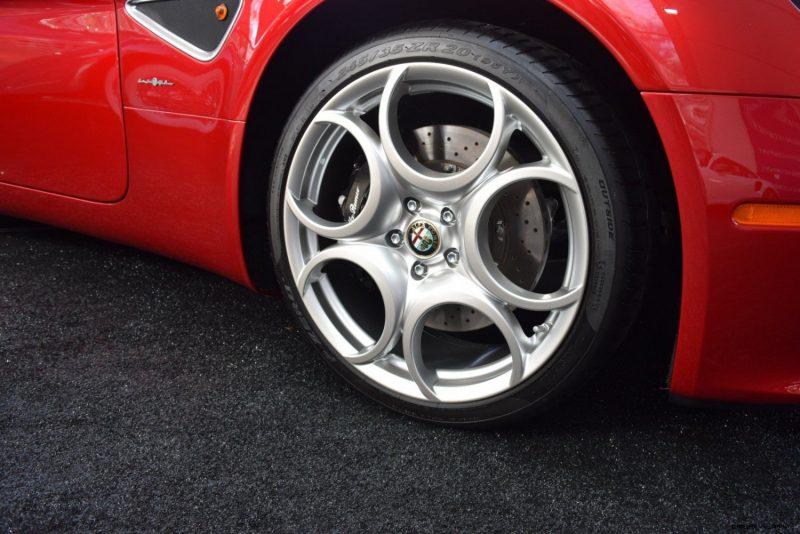 2008 Alfa Romeo 8C Competizione 26