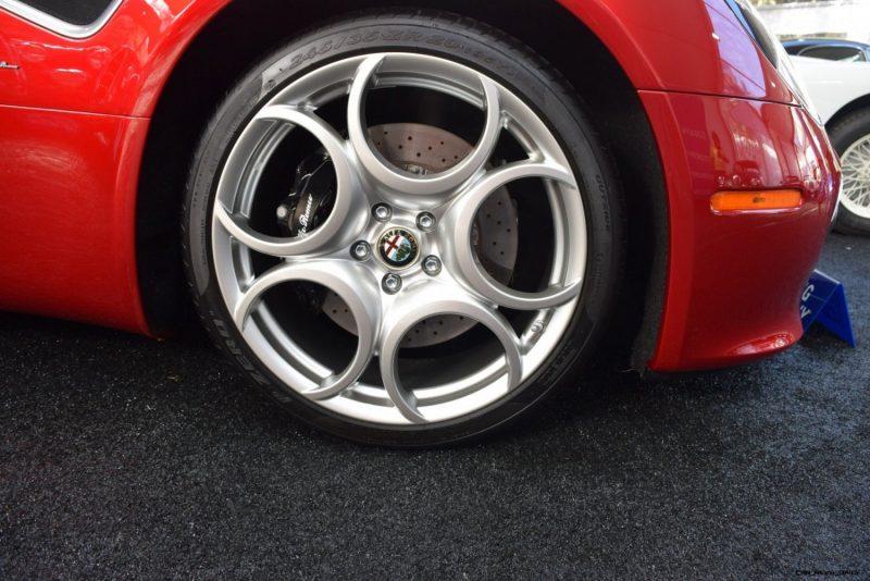 2008 Alfa Romeo 8C Competizione 27