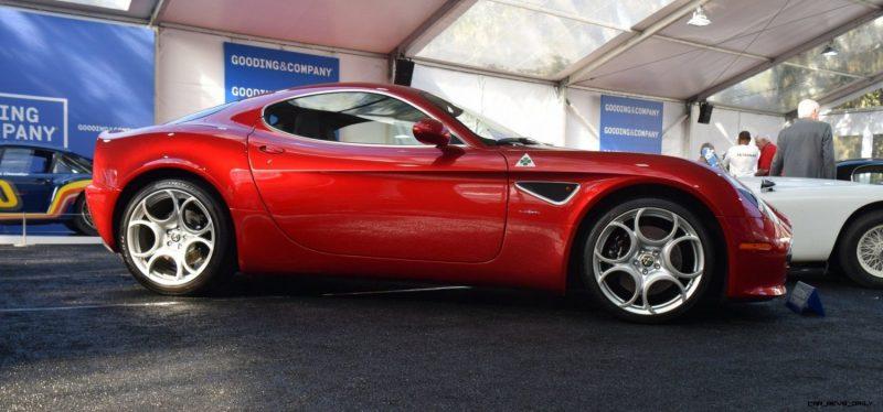 2008 Alfa Romeo 8C Competizione 29