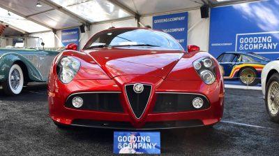 2008 Alfa Romeo 8C Competizione 3