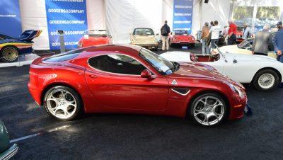 2008 Alfa Romeo 8C Competizione 30