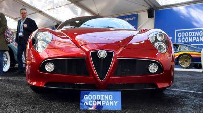 2008 Alfa Romeo 8C Competizione 4