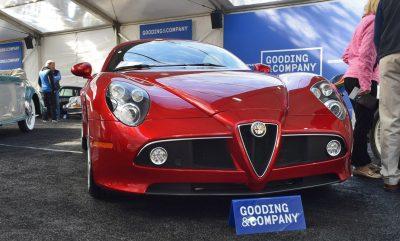 2008 Alfa Romeo 8C Competizione 5