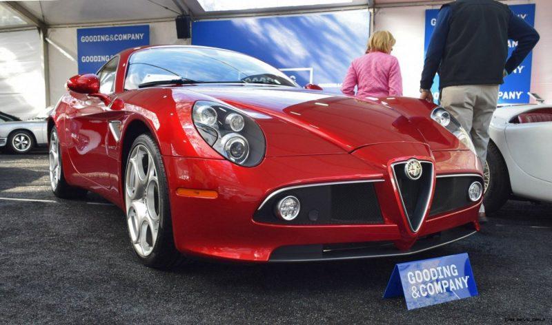 2008 Alfa Romeo 8C Competizione 6