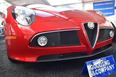 2008 Alfa Romeo 8C Competizione 7
