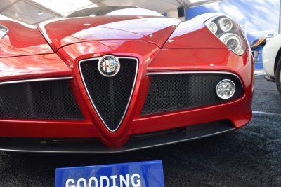 2008 Alfa Romeo 8C Competizione 8