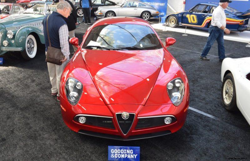 2008 Alfa Romeo 8C Competizione 9