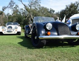 2018 Morgan 3.7 Roadster – Gallery at Amelia Island Concours 2019