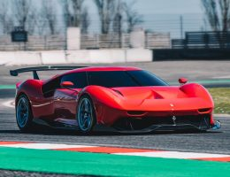 2019 Ferrari P80/C Is Heavenly One-Off Based on 488 GT3 Car