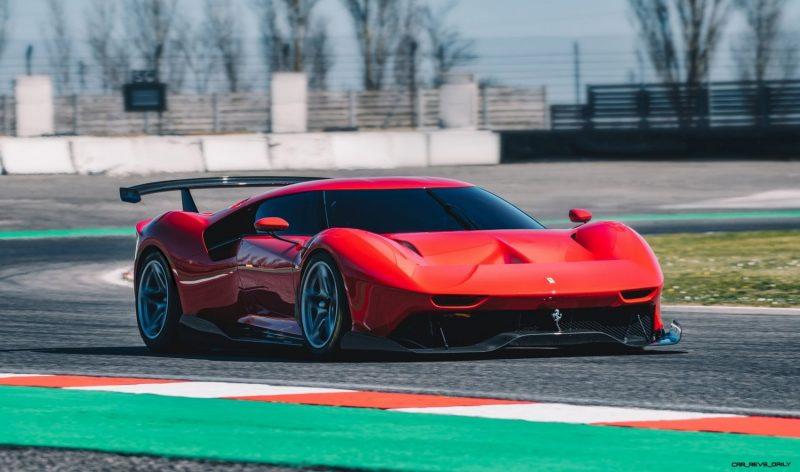2019 Ferrari P80C 11