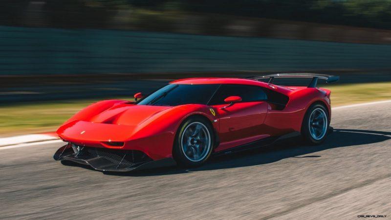 2019 Ferrari P80C 12