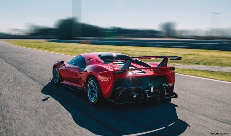 2019 Ferrari P80C 13