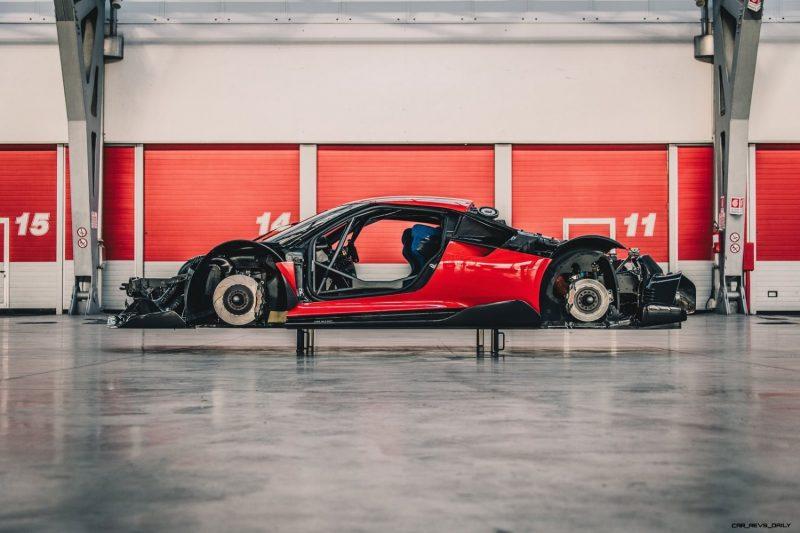 2019 Ferrari P80C 5