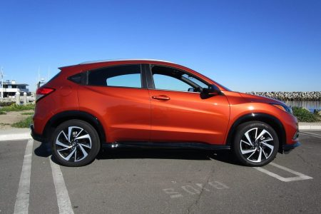 2019 Honda Hr V Sport Awd Road Test Review By Ben Lewis Road