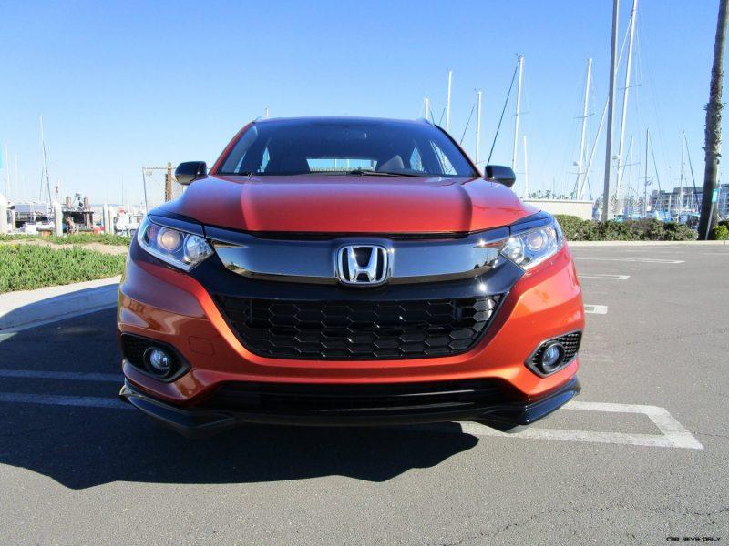 2019 Honda HR-V Sport AWD 3