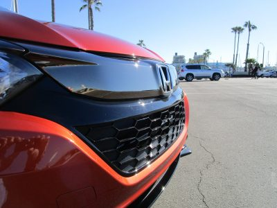2019 Honda HR-V Sport AWD 6