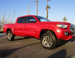 2019 Toyota Tacoma Limited – Road Test Review – By Ben Lewis