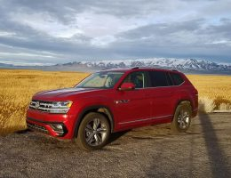 2019 Volkswagen Atlas R-Line V6 – Road Test Review – By Matt Barnes