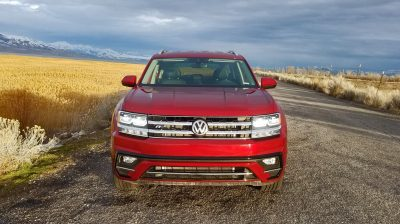 2019 VW Atlas R-Line Matt Barnes 3
