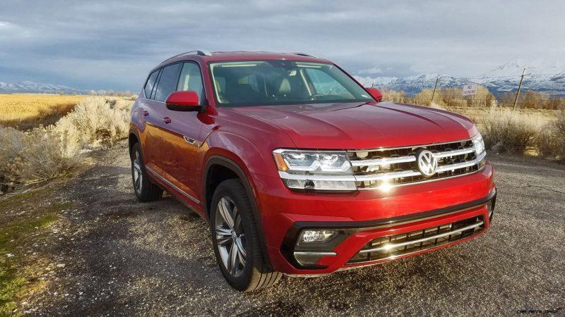 2019 VW Atlas R-Line Matt Barnes 4