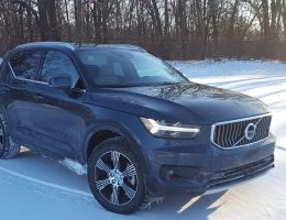 Road Test Review – 2019 Volvo XC40 T5 AWD Inscription – By Carl Malek