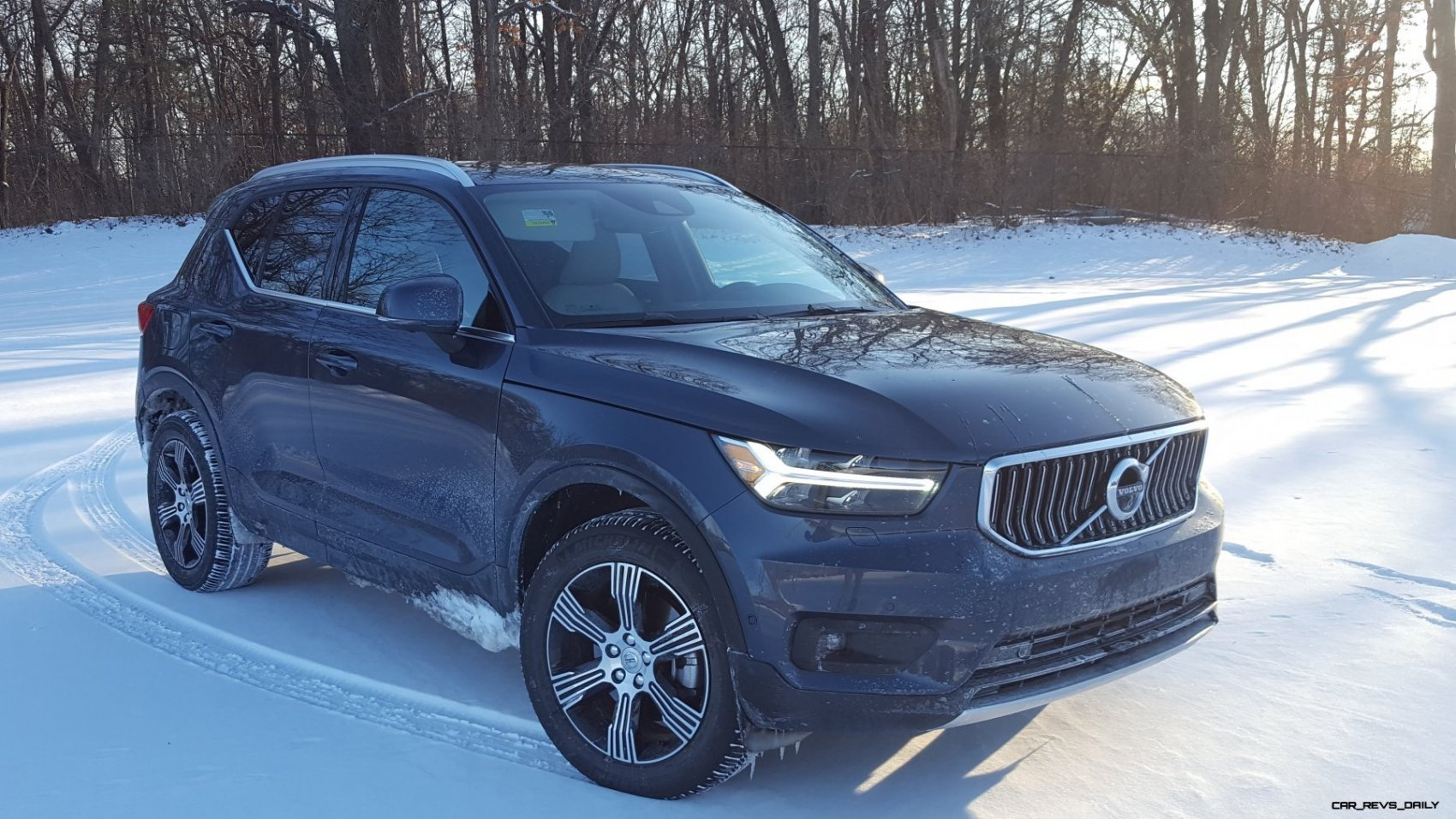 Road Test Review - 2019 Volvo XC40 T5 AWD Inscription - By Carl