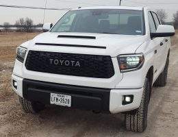 Road Test Review – 2019 Toyota Tundra TRD Pro – By Carl Malek