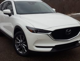 Road Test Review – 2019 Mazda CX-5 Signature AWD – By Carl Malek