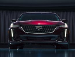 Cadillac Unveils CT5 Sedan, Replaces CTS and ATS In Sedan Lineup