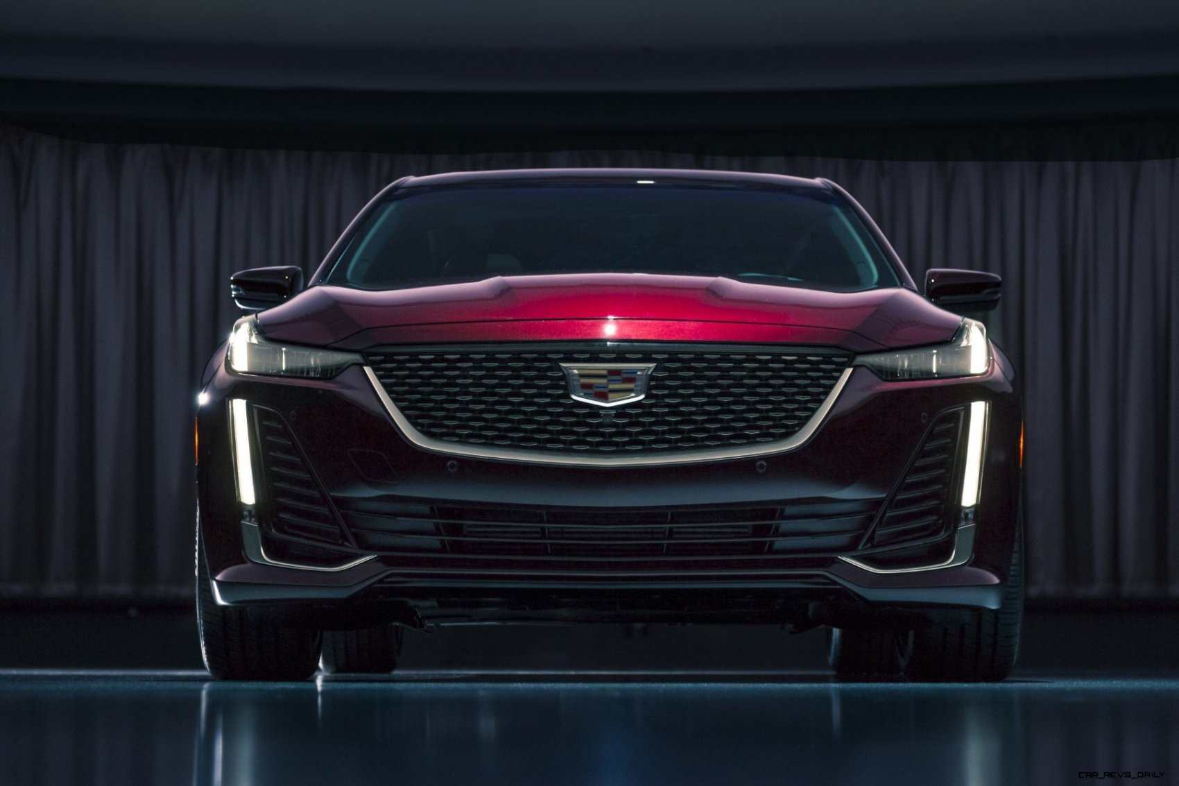 Cadillac Unveils CT5 Sedan, Replaces CTS and ATS In Sedan ...