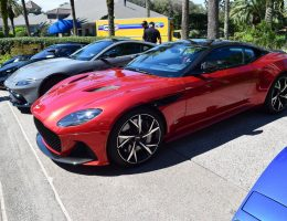 2019 Aston Martin DBS Superleggera – Startup Video & Gallery – Amelia Concours Highlight