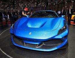2020 Ferrari F8 Tributo Shows Sharp Aero Brutalism is Back