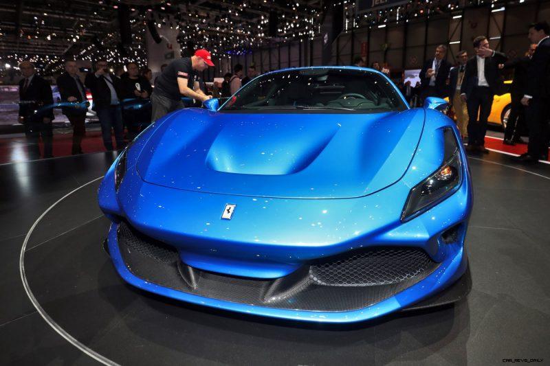 Ferrari F8 Tributo 3