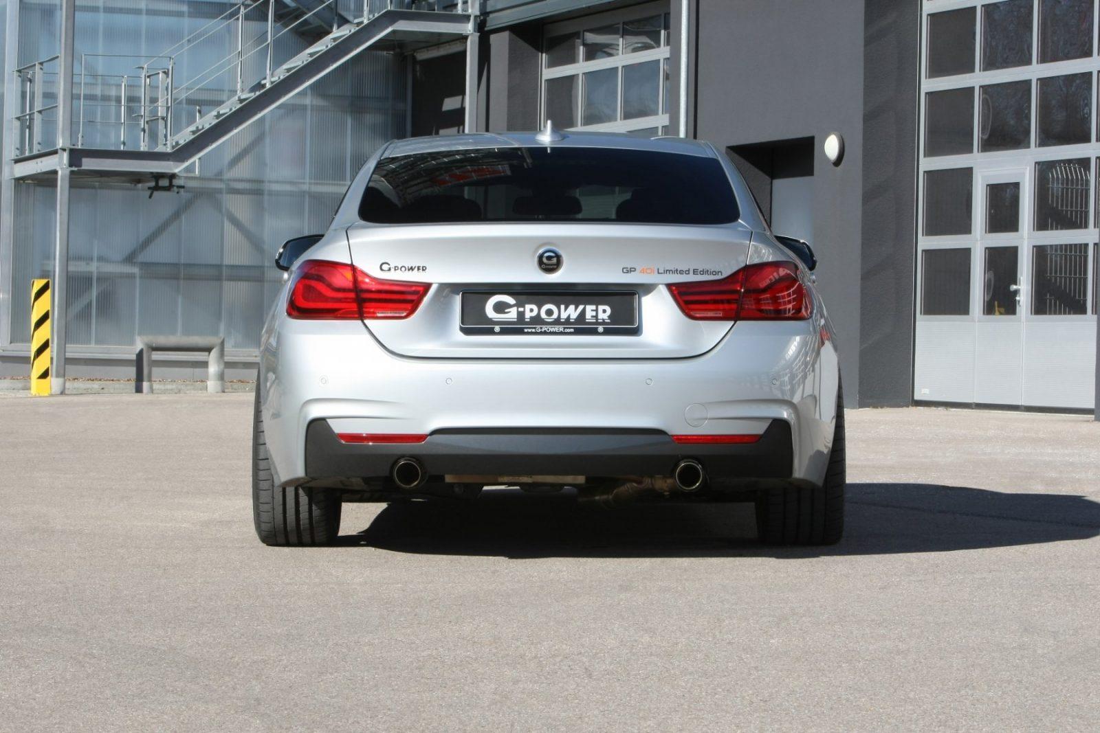 420HP G-Power BMW 40i Tune Juices M240i/340i/440i Sixes