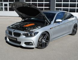 420HP G-Power BMW 40i Tune Juices M240i/340i/440i Sixes