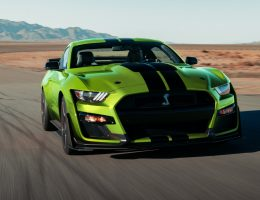 2020 Shelby GT500 Embraces The St. Patricks Day Spirit With All New Grabber Lime Hue