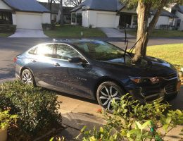 2017 Chevrolet Malibu – Daily Driver Review – By Jake Newvine