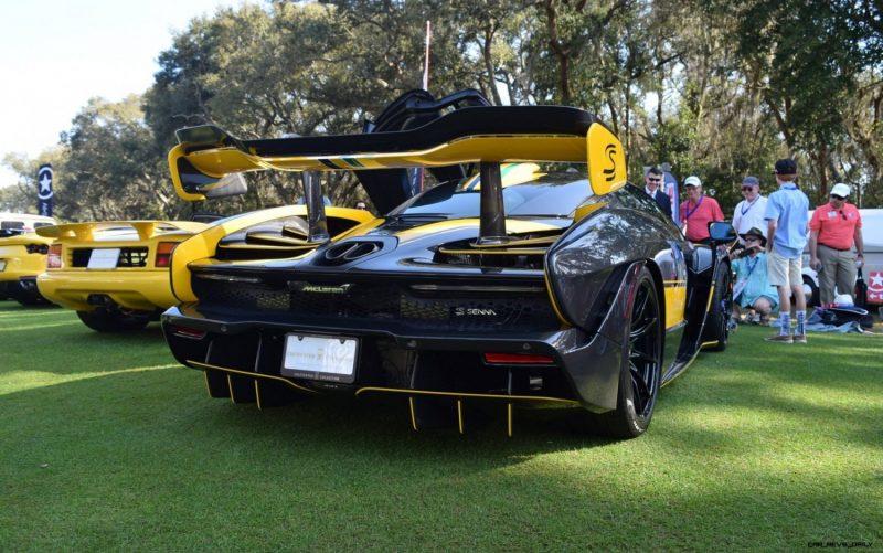 McLaren Senna Amelia Island 18