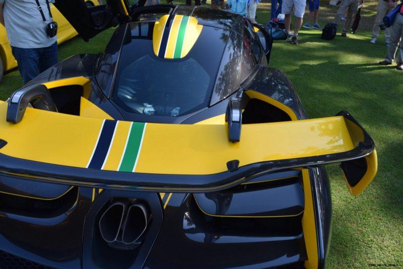 McLaren Senna Amelia Island 21