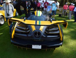 2019 McLaren SENNA – Design Walkaround Gallery & Video – Amelia Concours Highlight