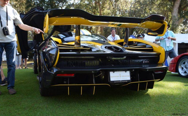 McLaren Senna Amelia Island 24