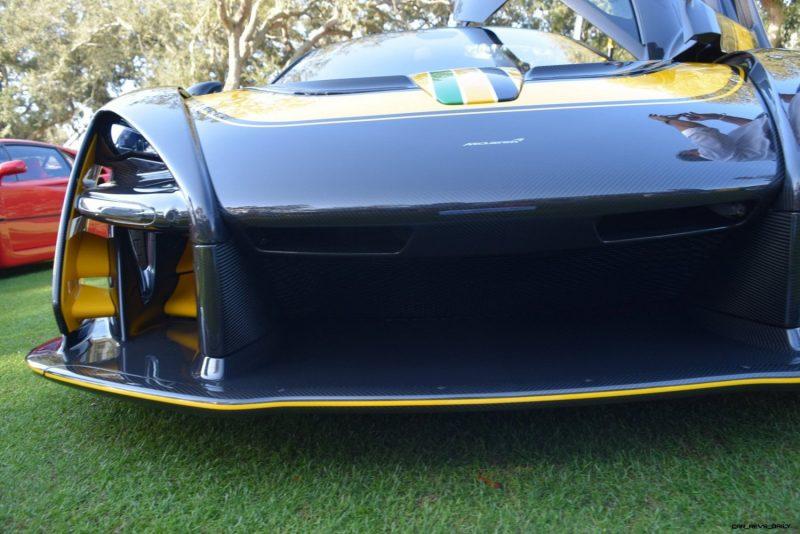 McLaren Senna Amelia Island 5