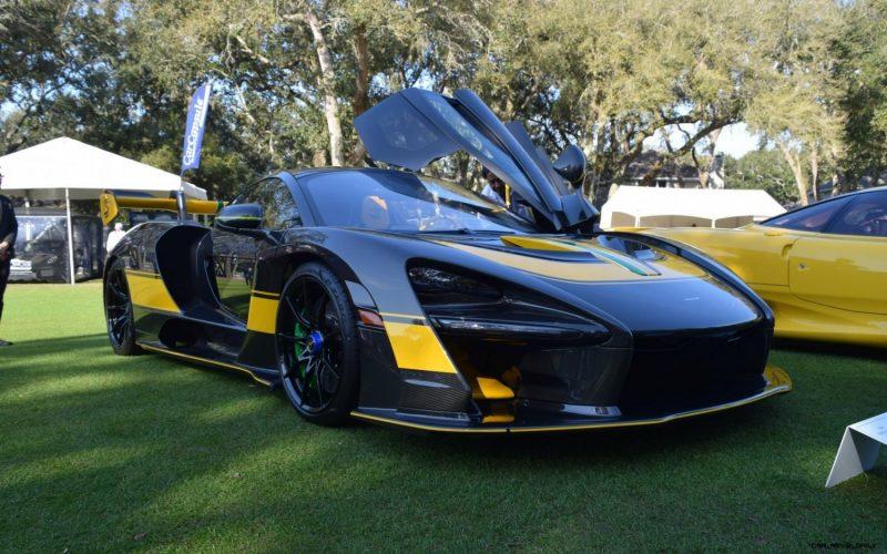McLaren Senna Amelia Island 8