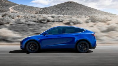Model Y Side Blue resize