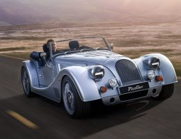 Morgan Unveils All New Plus Six Roadster, Debuts New CX Platform