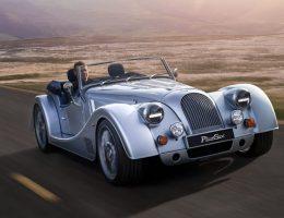 Morgan Unveils All New Plus Six Roadster, Debuts New CX Platform