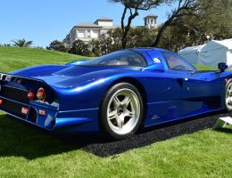 1998 Nissan R390 GT1 – Amelia Concours 2019 Highlight
